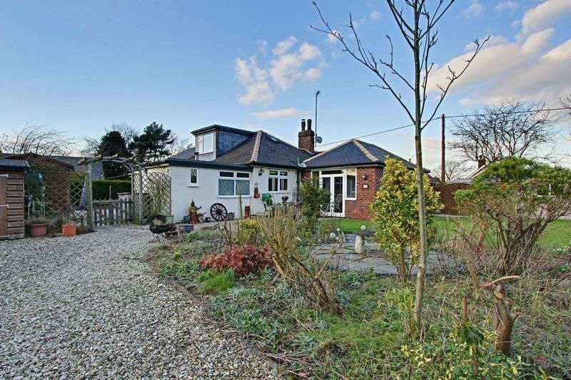 4 Bedrooms Detached Bungalow for sale in New Village Road, Little Weighton