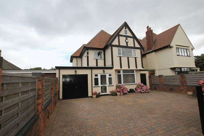 4 Bedrooms Detached House for sale in Forest Close, Meols, Wirral