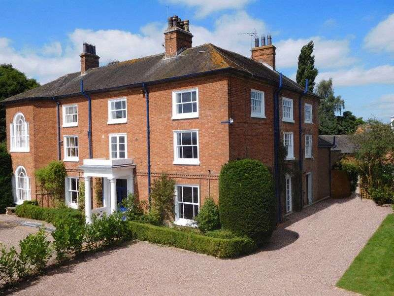 2 Bedrooms Flat for sale in The Beeches, One of Just Three Country House Converted Apartments, Lea Hall, Tunstall Lane, Bishops Offley, Stafford