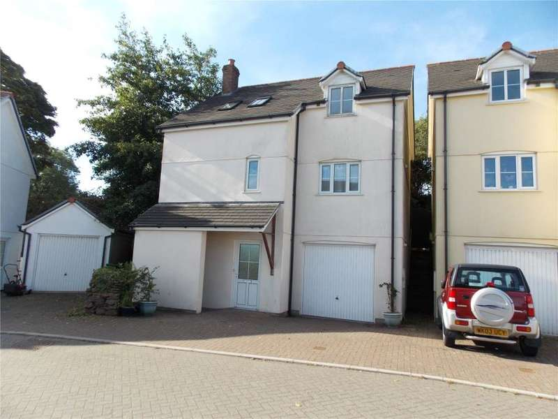 3 Bedrooms Detached House for sale in Penworth Close, Launceston, Cornwall
