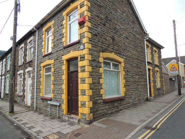 3 Bedrooms End Of Terrace House for sale in Whitting Street, Ynyshir, Porth