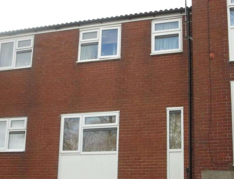 2 Bedrooms Flat for sale in Uppingham, Skelmersdale, WN8