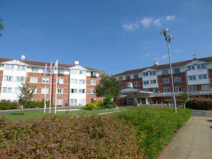 1 Bedroom Retirement Property for sale in Ryfields Village, Arena Gardens, Warrington, Cheshire, WA2