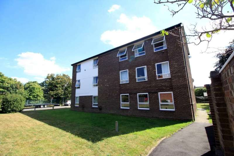 2 Bedrooms Apartment Flat for sale in Postmill Close, Ipswich