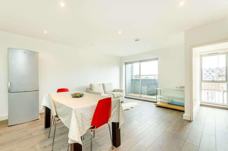 2 Bedrooms Flat for sale in Loampit Hill, Lewisham, SE13