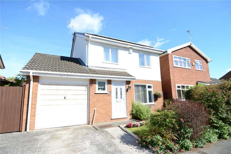 3 Bedrooms Detached House for sale in Ditton Lane, Moreton, Wirral