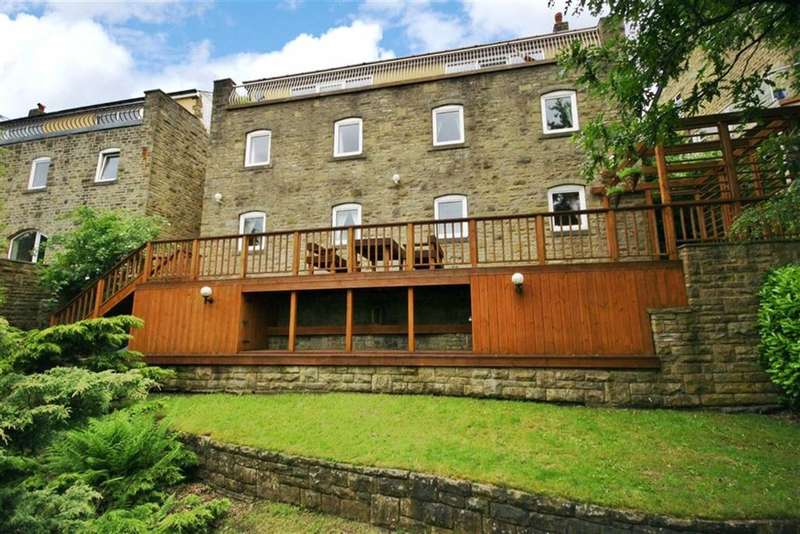 6 Bedrooms Property for sale in Plane Tree Nest Lane, Trimmingham, Halifax, West Yorkshire, HX2