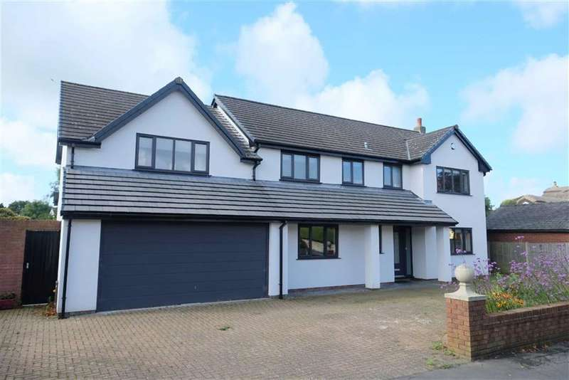 4 Bedrooms Property for sale in Manor Way, Wrea Green