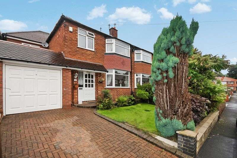 4 Bedrooms Semi Detached House for sale in Stetchworth Drive Worsley M28 1FU