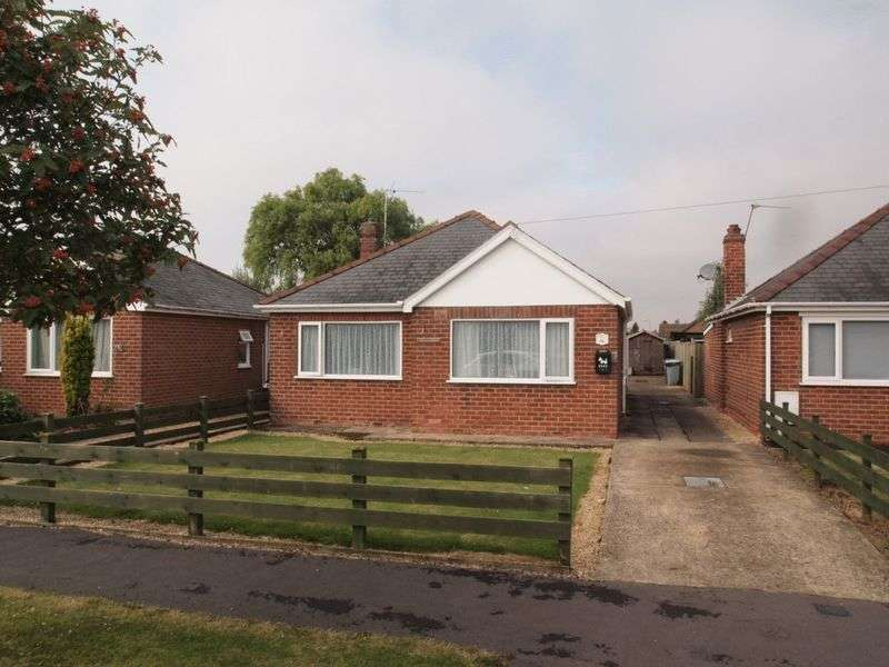 3 Bedrooms Detached Bungalow for sale in Hessle Drive, Boston