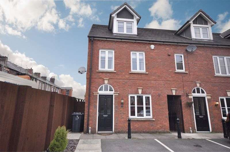 3 Bedrooms House for sale in Atlas Fold, Bury
