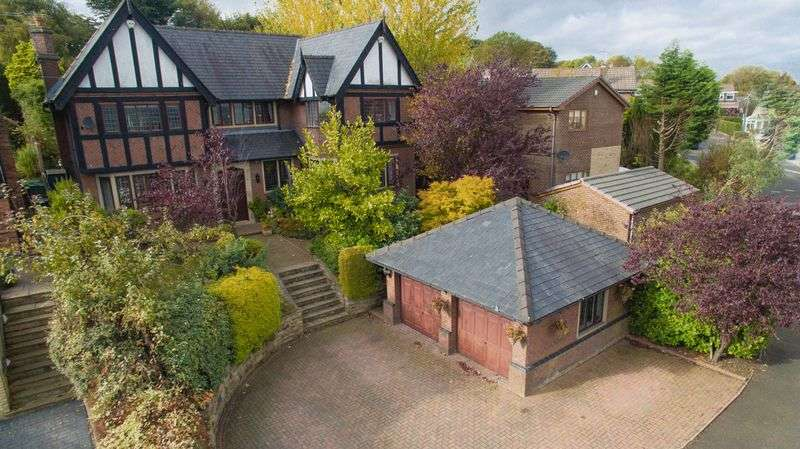 4 Bedrooms Detached House for sale in Claybank Drive, Bury
