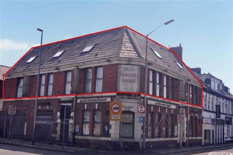 Property for sale in Manchester Road, Bury