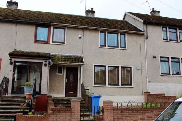 3 Bedrooms Terraced House for sale in Kirktoun Park, Ballingry, Lochgelly, KY5