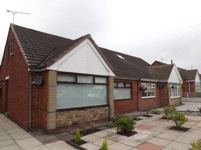 3 Bedrooms Bungalow for sale in Stockton Grove, St. Helens, Merseyside, WA9
