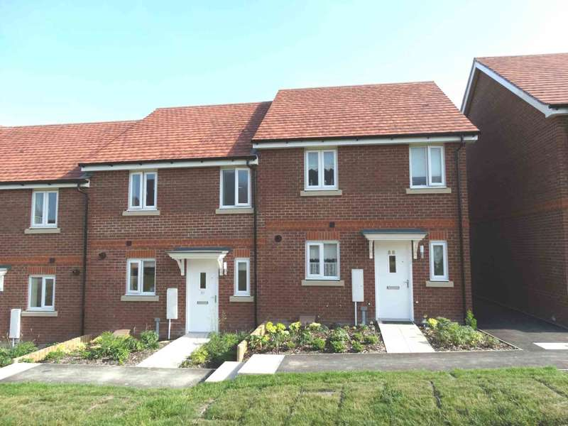 3 Bedrooms End Of Terrace House for sale in Weavers Close, Meadow Views, Eastbourne