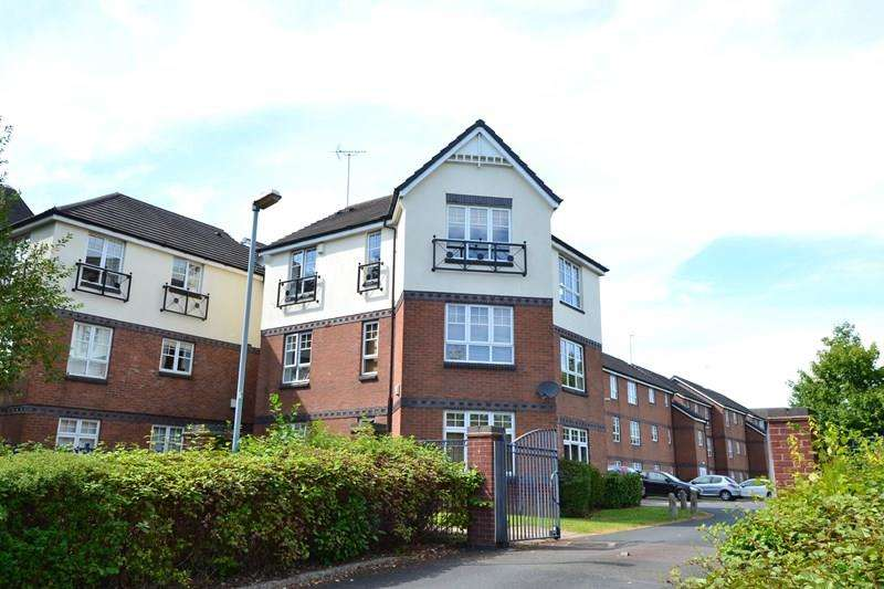 2 Bedrooms Flat for sale in Park Way, Rubery, Birmingham