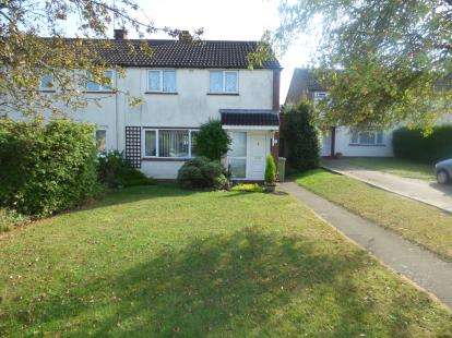 2 Bedrooms End Of Terrace House for sale in Warwick Road, Bletchley, Milton Keynes