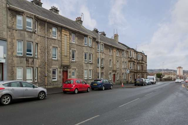2 Bedrooms Flat for sale in Thornhill, Johnstone, Renfrewshire, PA5 8JG