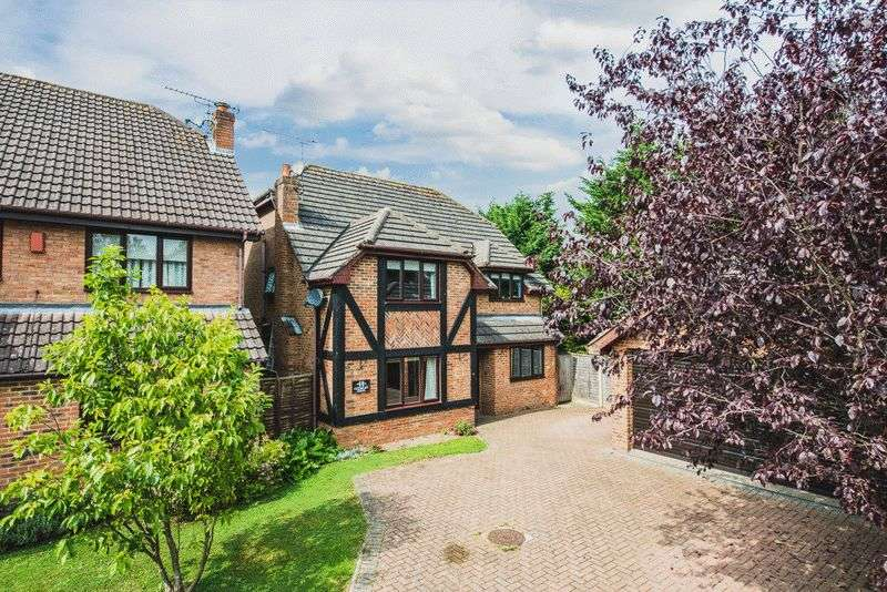 5 Bedrooms Detached House for sale in HIGH STREET GREEN