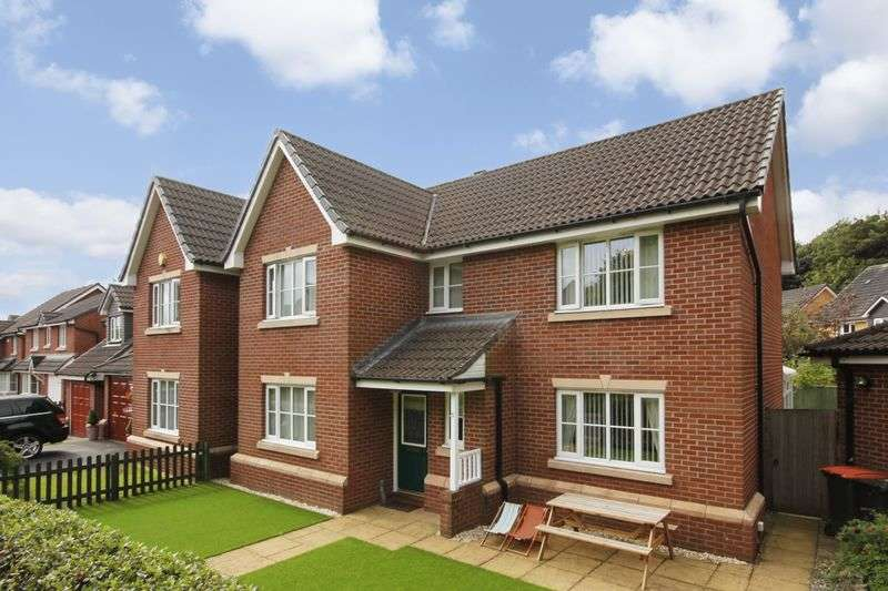 4 Bedrooms Detached House for sale in Dewberry Grove, Newport