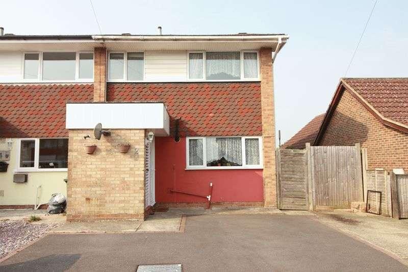 3 Bedrooms Terraced House for sale in Stroud Green Drive, Bognor Regis