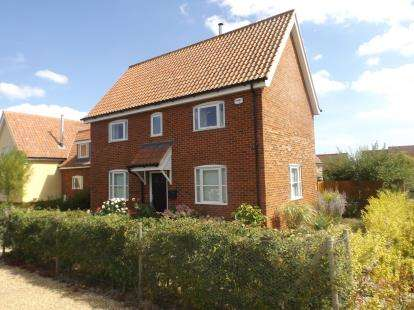 3 Bedrooms Detached House for sale in Alderton, Woodbridge, Suffolk