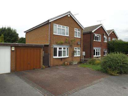 3 Bedrooms Detached House for sale in Birchwood Drive, Sutton-in-Ashfield