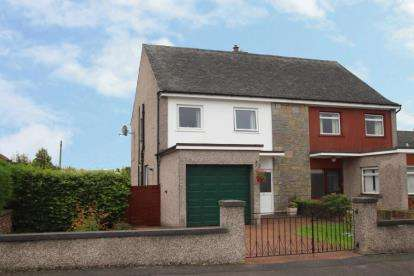 3 Bedrooms Semi Detached House for sale in Norwood Avenue, Alloa