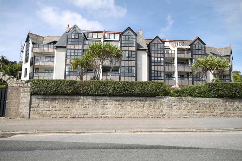 2 Bedrooms Flat for sale in Devington Court, Falmouth