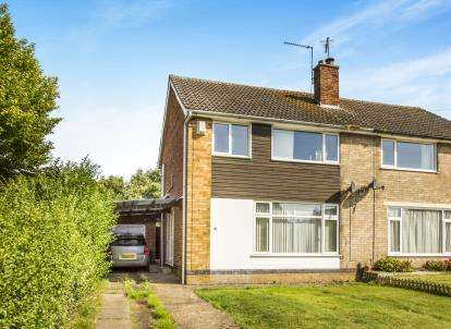 3 Bedrooms Semi Detached House for sale in Brooklands Road, Cosby, Leicester, Leicestershire