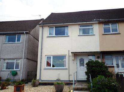 2 Bedrooms Semi Detached House for sale in Bodmin, Cornwall