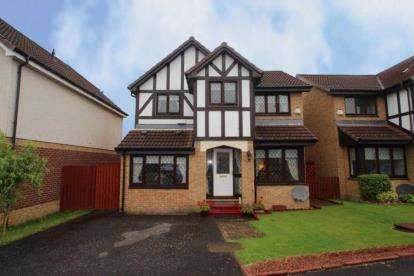 4 Bedrooms Detached House for sale in Sycamore Way, Cambuslang, Glasgow, South Lanarkshire