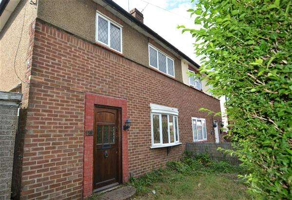 3 Bedrooms Semi Detached House for sale in Sherborne Road, Bedfont