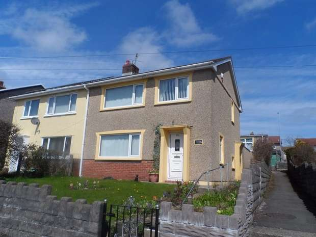 3 Bedrooms Semi Detached House for sale in Broadmead, Pontllanfraith, BLACKWOOD, Caerphilly