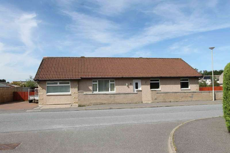 4 Bedrooms Detached Bungalow for sale in Riverpark, Nairn, IV12 5SP