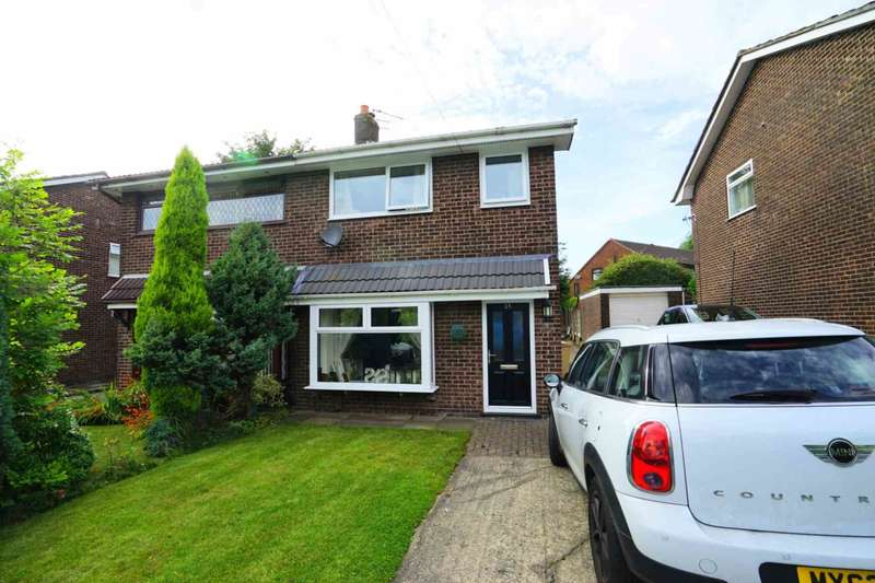 3 Bedrooms Semi Detached House for sale in Yellow Lodge Drive, Westhoughton