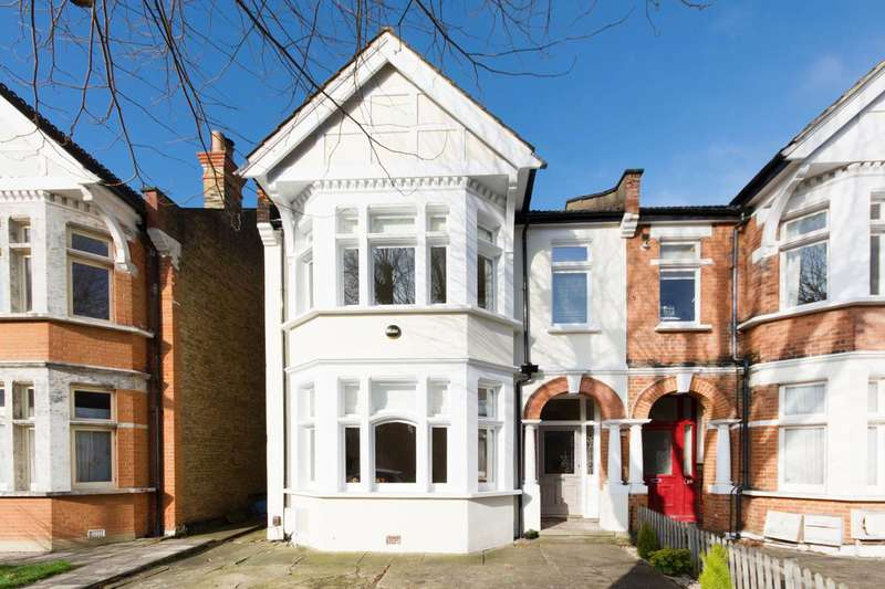 5 Bedrooms House for sale in Grovelands Road, Palmers Green, N13