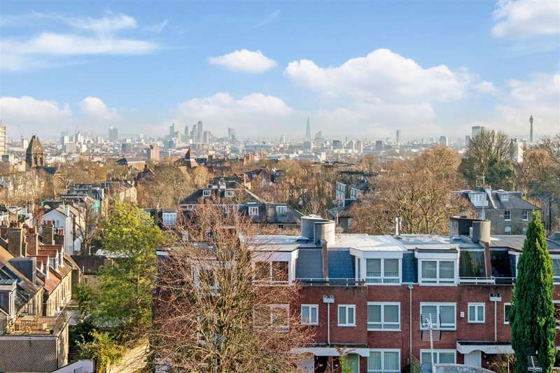2 Bedrooms Property for sale in Greenhill, Prince Arthur Road, Hampstead Village, NW3