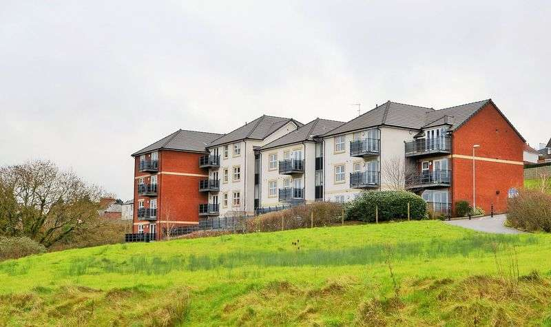 2 Bedrooms Flat for sale in Luxury 2 Bedroom Apartment, Cleave Road, Barnstaple