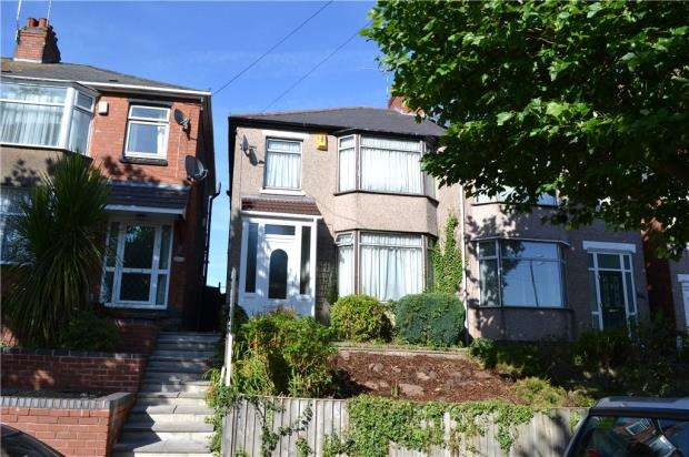 3 Bedrooms Semi Detached House for sale in Barkers Butts Lane, Coundon, Coventry, West Midlands