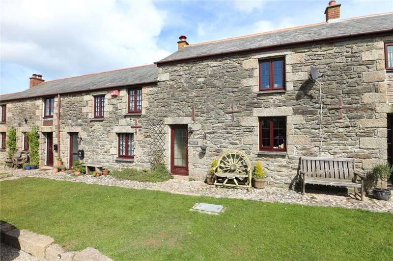 3 Bedrooms Barn Conversion Character Property for sale in The Old Barns, Kehelland, Cornwall