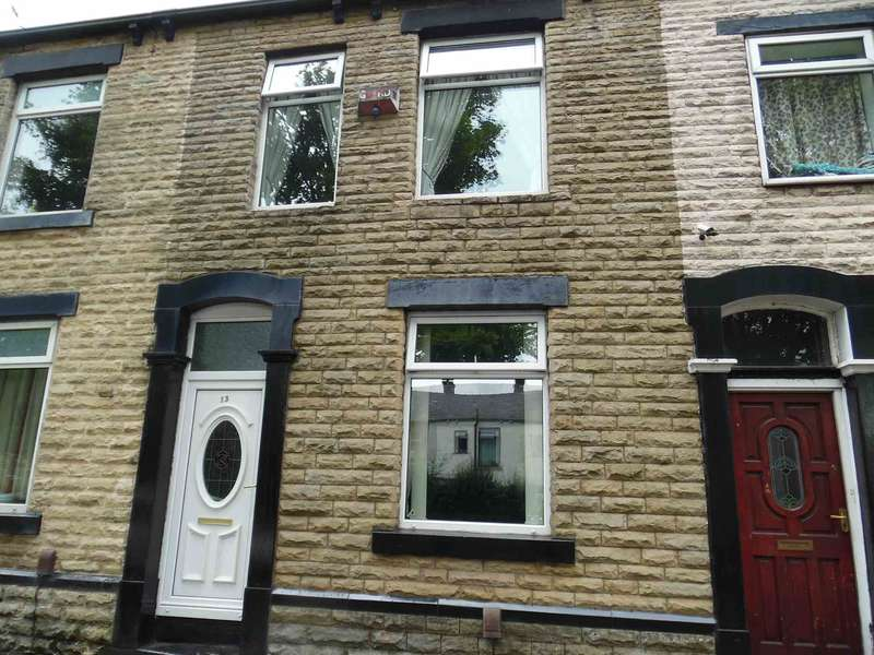 2 Bedrooms Terraced House for sale in Society Street, Shaw