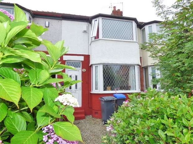 2 Bedrooms Terraced House for sale in Whalley Lane, Blackpool, Lancashire