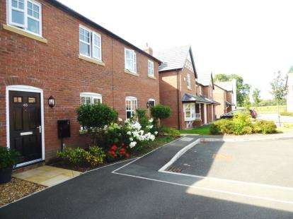 3 Bedrooms Semi Detached House for sale in Granary Close, Milton Green, Chester, Cheshire, CH3