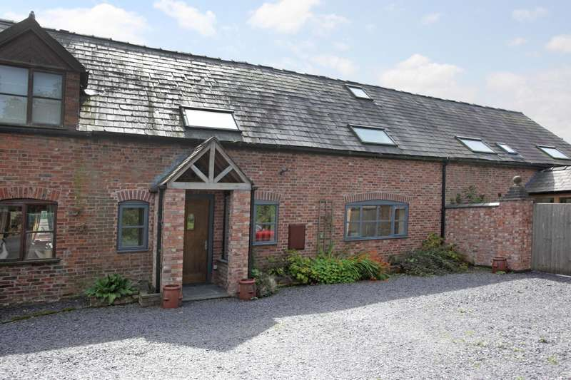 3 Bedrooms House for sale in 3 bedroom Barn Conversion Semi Detached in Stoke