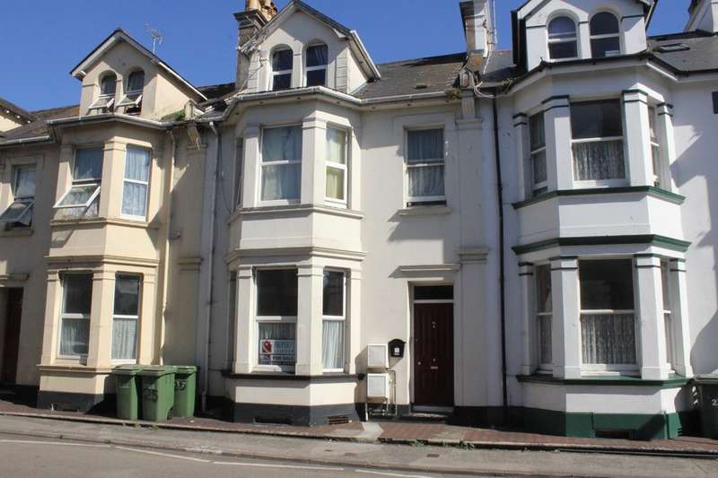 2 Bedrooms Ground Flat for sale in Totnes Road, Paignton