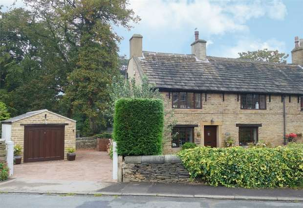 4 Bedrooms Cottage House for sale in Bilham Road, Clayton West, HUDDERSFIELD, West Yorkshire