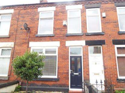 3 Bedrooms Terraced House for sale in Stockport Road, Denton, Manchester, Greater Manchester