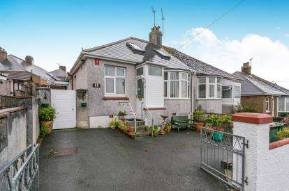 4 Bedrooms Bungalow for sale in Plymouth, Devon
